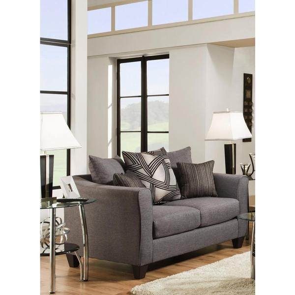 SOFA TRENDZ Angelo Loveseat