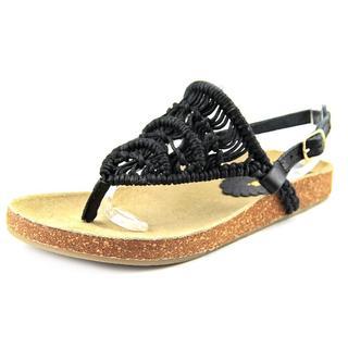 r.b.l.s. Women's 'Kali' Faux Leather Sandals