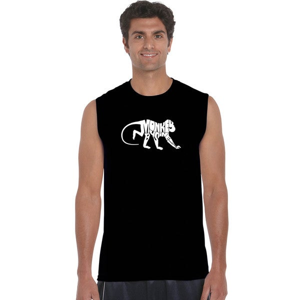 Men's Monkey Business Sleeveless T-shirt