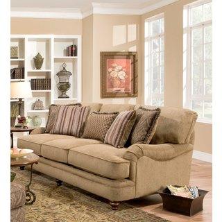 Sofa Trendz Aryane Fabric Sofa