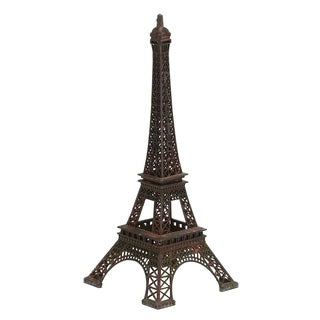 Metal Eiffel Tower Elegant With Rustic Appeal Decor
