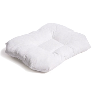 Hermell Products Allergen-Free Back Sleeper Pillow