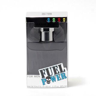 Jeanne Arthes Fuel Power Homme Men's 3.4-ounce Eau de Toilette Spray