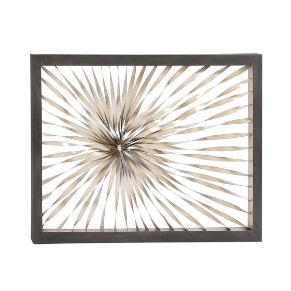The Deep Metal Wall Decor