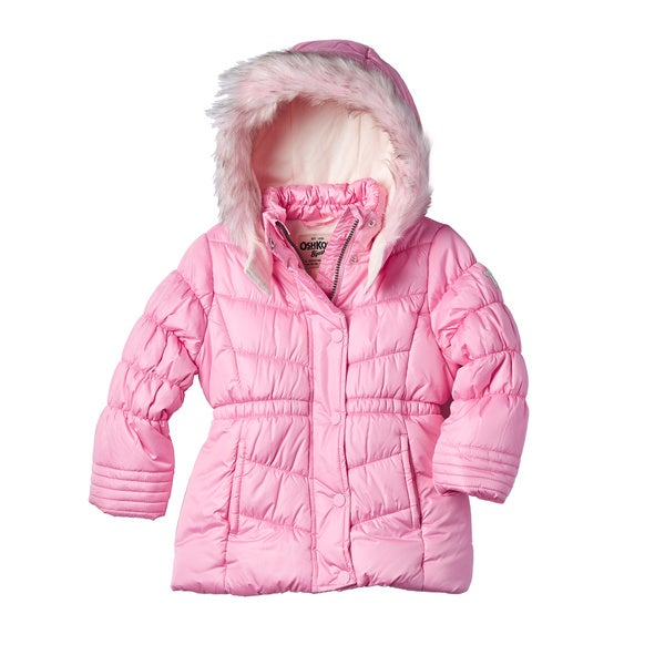 OSHKOSH Girl Heavy Weight Jacket