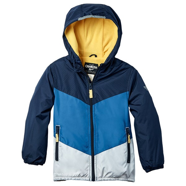 OSHKOSH Boys' Fleece Lined Jacket