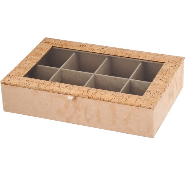 12.5-inch x 8.5-inch x 3-inch Keepsake Box