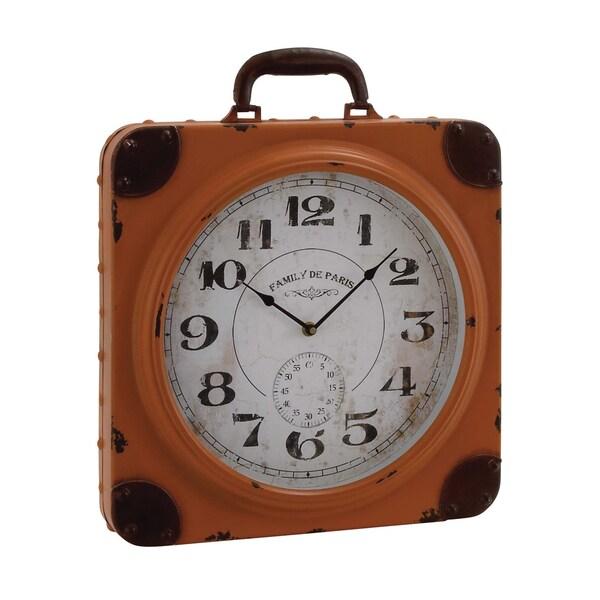 Eye ? Catching Metal Table Clock