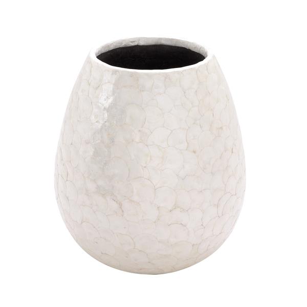 The Lovely Capiz Vase