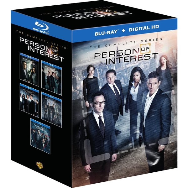 Person Of Interest: The Complete Series (Blu-ray Disc) 18667625