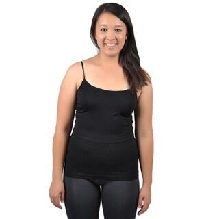 Soho Junior Plus Size Basic Comfy Soft Casual Camisole Top