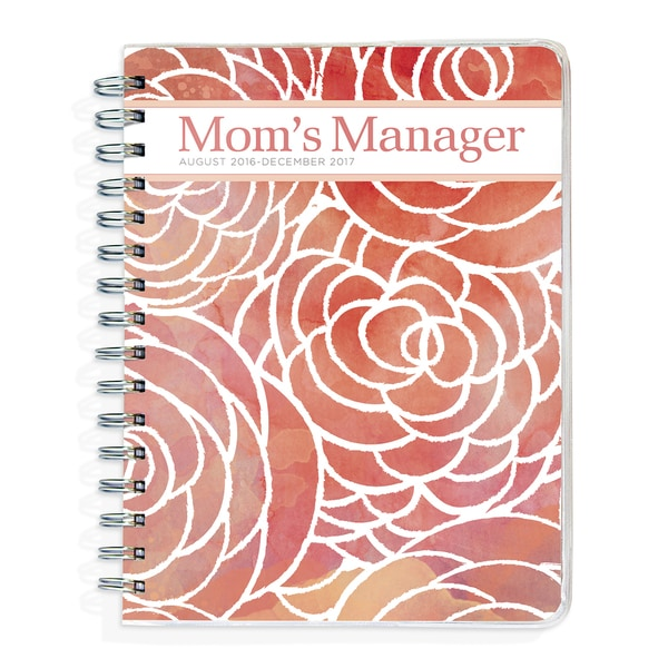 Mom's Manager 2017 Academic Year Engagement Planner