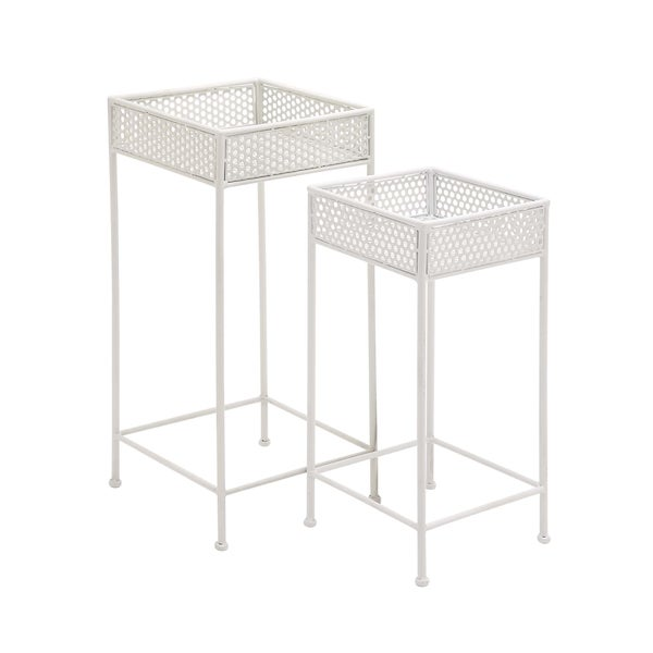 Beautiful Styled Metal Plant Stand 18669643