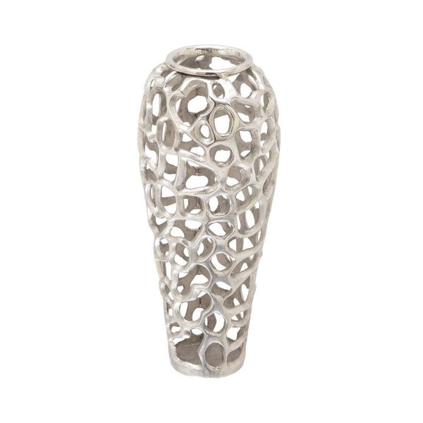 Tempting Aluminum Decorative Vase