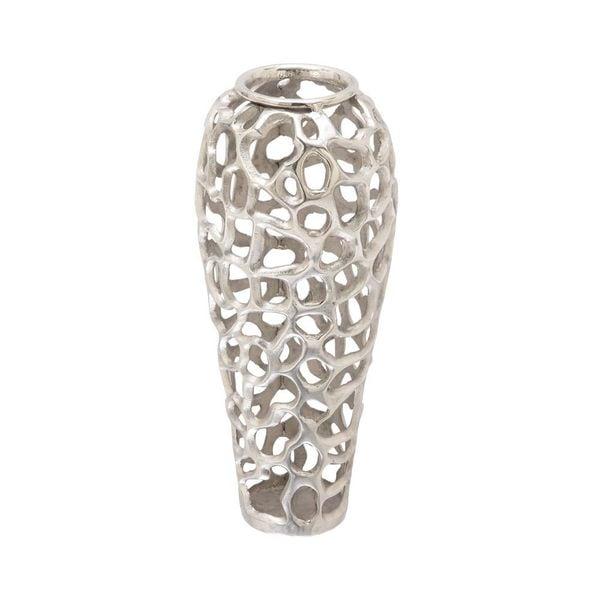Tempting Aluminum Decorative Vase