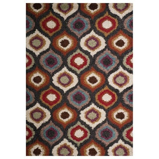 Christopher Knight Home Rose Paul Multi Frieze Rug (5' x 8')
