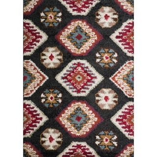 Christopher Knight Home Rose William Frieze Rug (5' x 8')