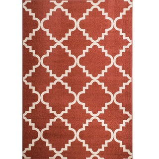 Christopher Knight Home Rosemary Tabia Indoor/Outdoor Geometric Frieze Rug (5' x 8')