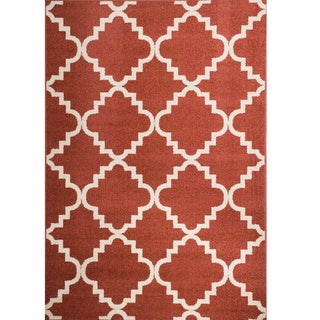 Christopher Knight Home Rosemary Tabia Indoor/Outdoor Geometric Frieze Rug (7' x 10')