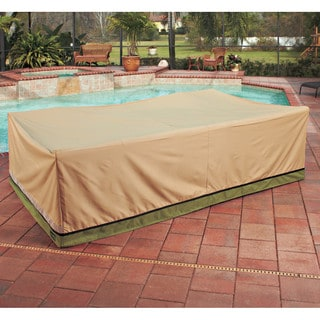 Patio Armor Signature Series Chat Set Table Cover