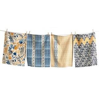 TAG Natural Home Dishtowel Set of 4 Multi