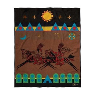 Pendleton Lord of the Plains Throw Blanket
