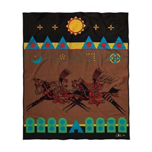 Pendleton Lord of the Plains Throw Blanket