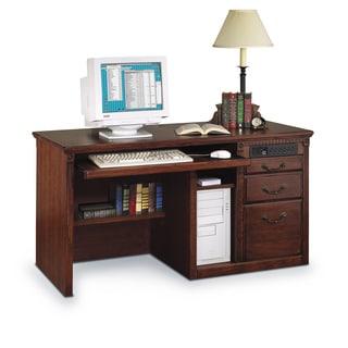 Havington Overbrook Single-pedestal Computer Desk
