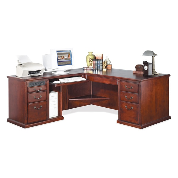 Havington Court L-Shaped Desk