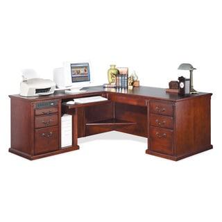Havington Court L-Shaped Desk