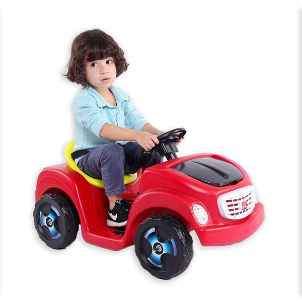 Fun Wheels Red Kiddie Kar