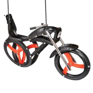 Chopper Ride 'N Black Tire Swing