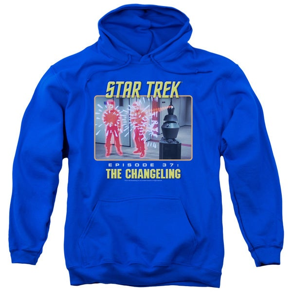 St Original/The Changeling Adult Pull-Over Hoodie in Royal Blue