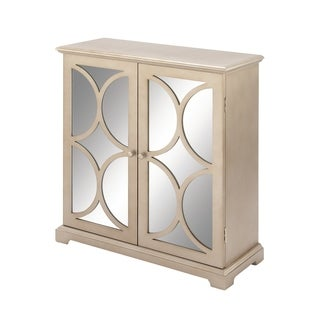 Taupe Wooden Cabinet
