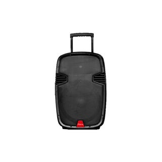 Ridgeway Brand New 15-inch Bluetooth Rechargable DJ Speaker With Wired Mic-QS-2615BA