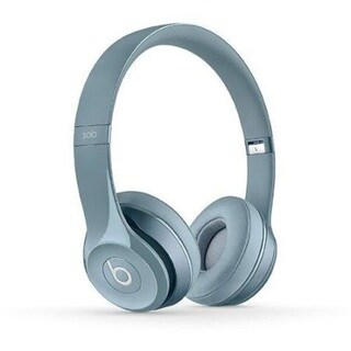 Beats by Dr. Dre Solo 2 Silver Reconditioned Wired Headphones