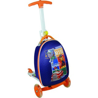 Nickelodeon Paw Patrol 'Boy Big or Small' Upright Scooter Suitcase