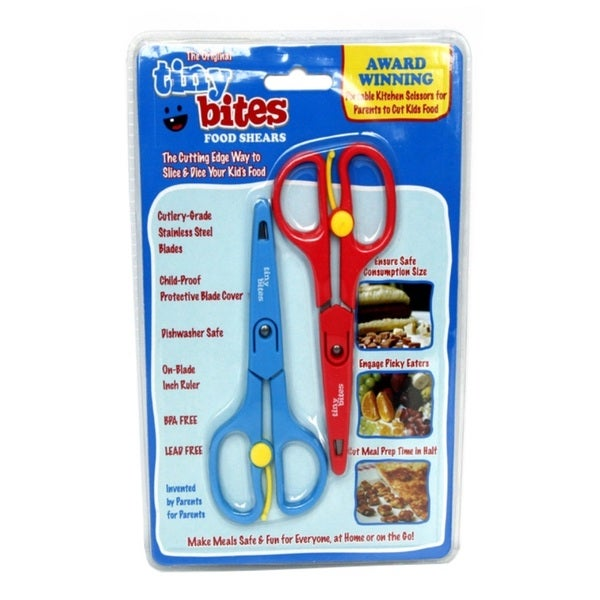 Tiny Bites Food Shears (Pack of 2)