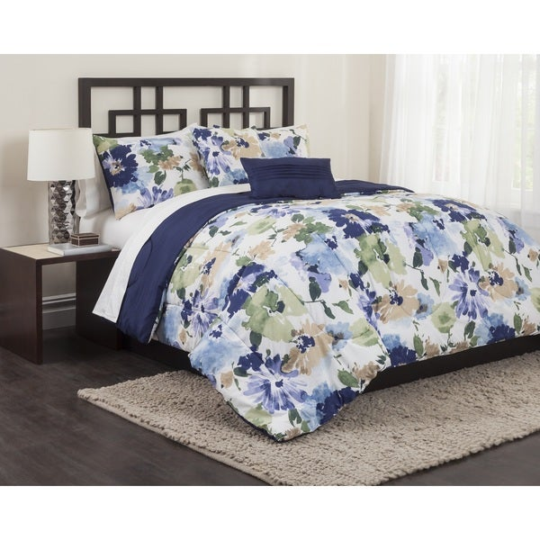 Garden Bouquet 5-piece Comforter Set
