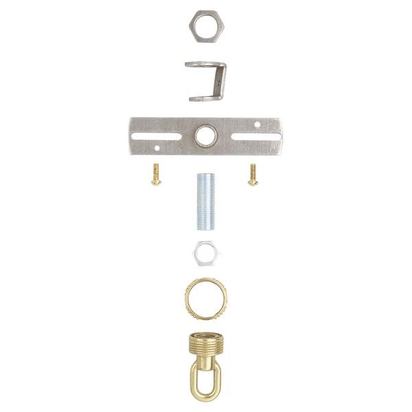 Westinghouse 7035000 Brass Screw Collar Loop Kit
