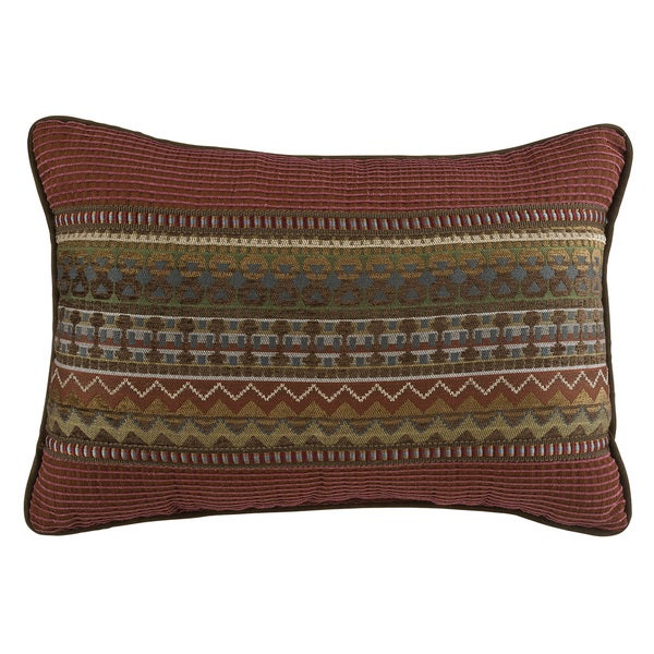 Horizons Boudoir Pillow
