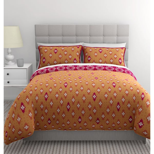 Around the World 3-piece Duvet Set
