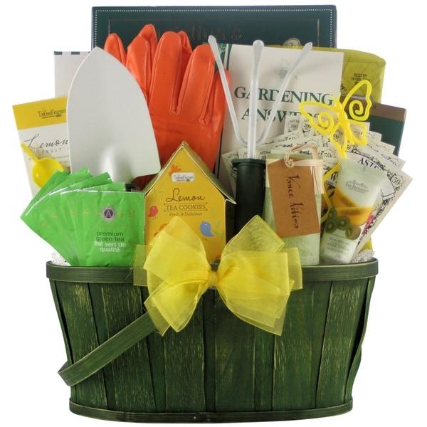 Gardening Delight Gardening Gift Basket