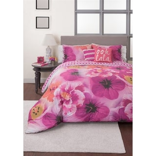Azalea Garden 5-piece Comforter Set