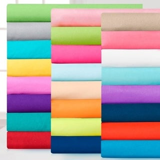 Crayola Soft Brushed Microfiber Bed Sheet Set