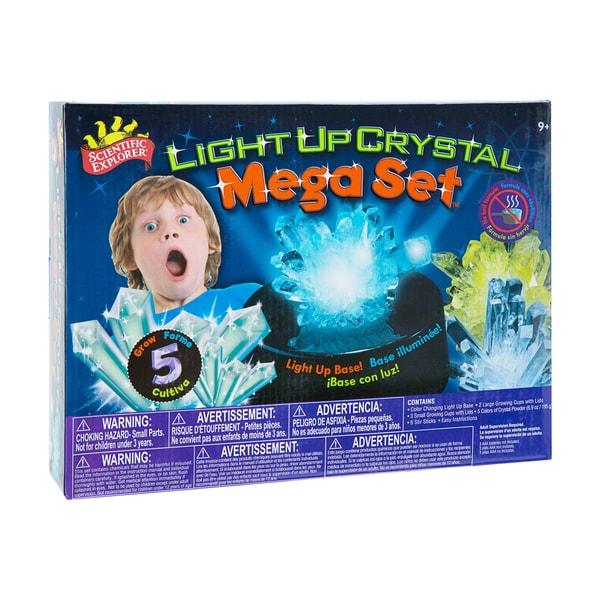 Light Up Crystal Mega Set