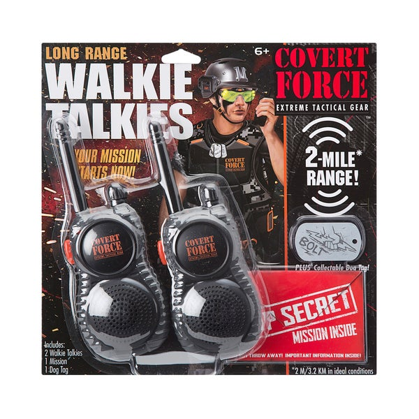 Covert Force Walkie Talkies