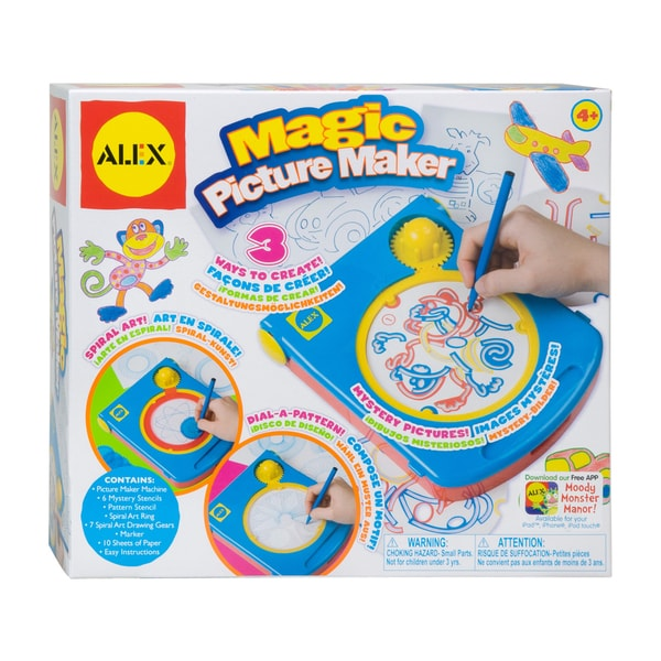 Alex Toys Magic Picture Maker
