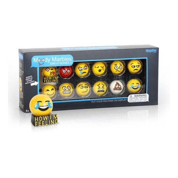 Moody Marbles Series 2 Emoji Set