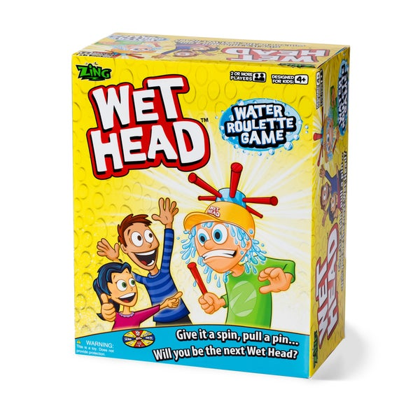 Hog Wild Wet Head Water Roulette Game